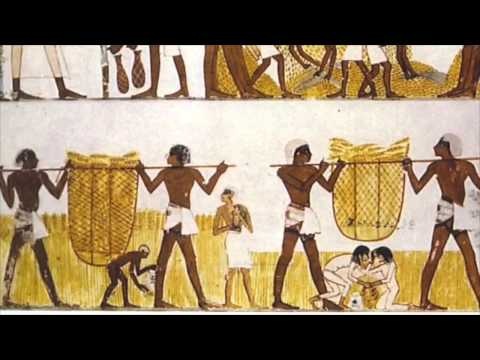 Ancient Egyptian Jobs Podcast
