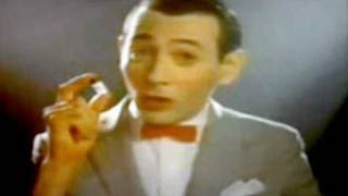 Pee Wee Herman ANTI CRACK Commercial!!!