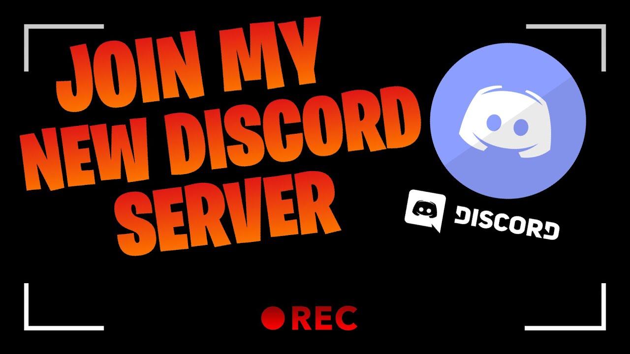 MY NEW FORTNITE STW DISCORD SERVER!!! - YouTube