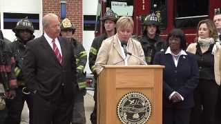 HEMPSTEAD & FREEPORT WORK TOGETHER TO PROVIDE FIRE AND SANITATION SERVICE