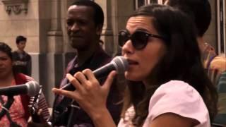 Playing For Change Band en las calles de Buenos Aires