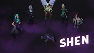 DAY 1: SHEN MATCH-UP GUÏDE FOR CAMILLE/KAYLE/GWEN/VIEGO/YONE.
