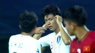 Vietnam vs South Korea (1-3 ) Highlights 2018