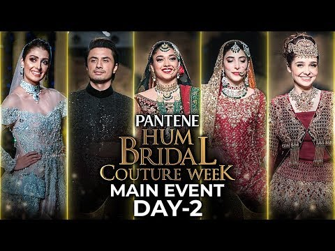 Bridal Couture Week | Main Show | Day 2 | HD