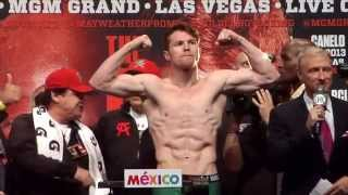 RingTV Reports: Cotto-Canelo Los Angeles press conference