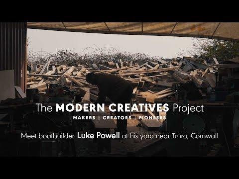 Seasalt Modern Creatives: Luke Powell