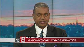 Atlanta airport Wi-Fi finally operating after attack