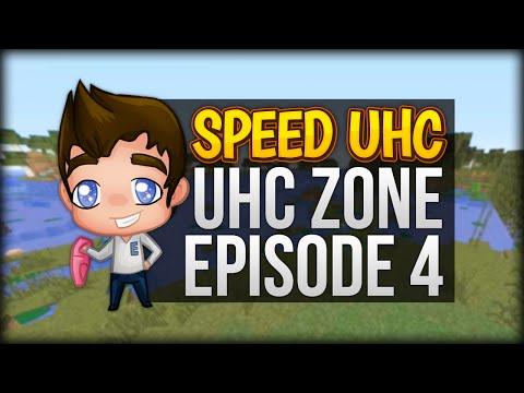 Minecraft SPEED UHC #4 - BEST START