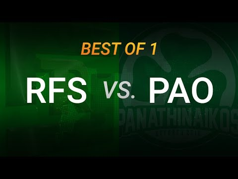 RFS vs. PAO Week 6 Day 1 | LGC Season 4 | Team Refuse vs. Panathinaikos eSports