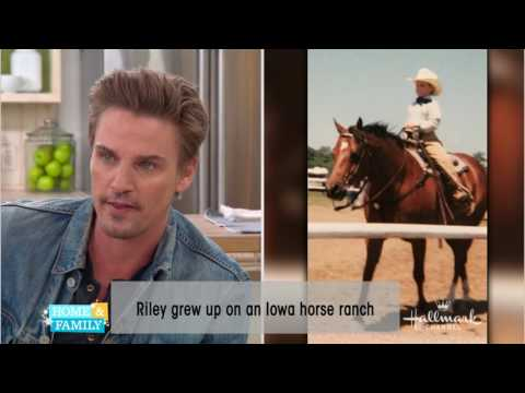 Riley Smith appearing on
