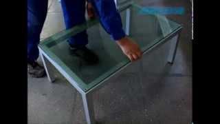 Изготовление стола из алюминиевого профиля 40х40(, 2014-03-01T08:26:25.000Z)