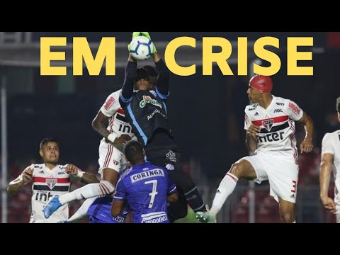 Convidados especiais do canal analisam o grande clube brasileiro que não consegue sair da crise
