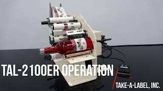 TAL-2100ER Operation