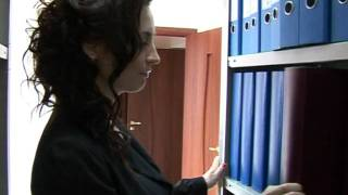 Передвижные шкафы-стеллажи Sense.mpg(Передвижные стеллажи для офисов., 2011-05-27T11:39:46.000Z)