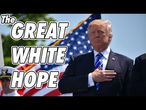 Donald Trump: THE GREAT WHITE HOPE (Debate vs. Black Christian Woman & Obama Supporter)