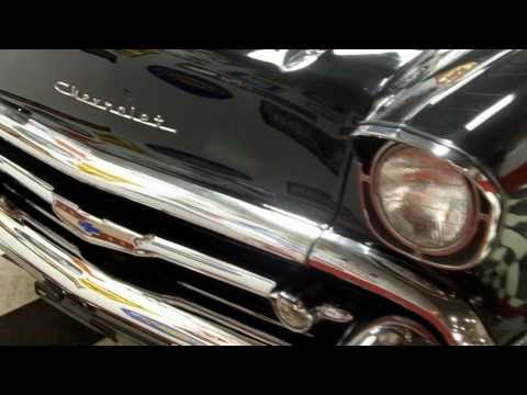 1957 Chevy Bel Air 502 Classic Muscle Car for Sale in MI Vanguard Motor Sales