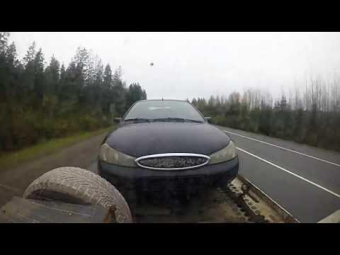 """Ford Mondeo Mk2 """"Донер"""" Часть#1"""