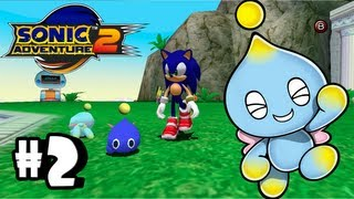 Sonic Adventure 2 Battle: Chao Garden - Episode 2