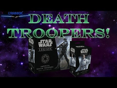 Legion - Death Troopers and Krennic!!!!