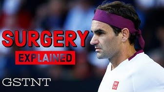 Roger Federer Knee Surgery Explained, Sets Wimbledon 2020 Return