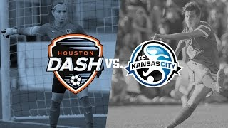 Houston Dash vs. FC Kansas City