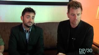 DP/30 @TIFF: The Impossible, Actors Ewan McGregor, Tom Holland, Director Juan Antonio Bayona