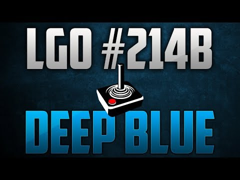LGO #214B - Deep Blue 3D Maze - Reporting In (101317) |