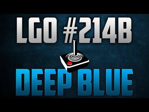 LGO #214B - Deep Blue 3D Maze - Reporting In (101317)  