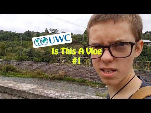 Is This A Vlog #1: UWCD Week 1-2