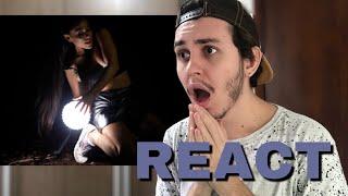 REACT Ariana Grande - the light is coming ft. Nicki Minaj
