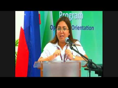 Continuing Education Program OPENING and ORIENTATION (16 July 2016) am