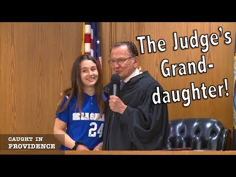 The Judge's Granddaughter!