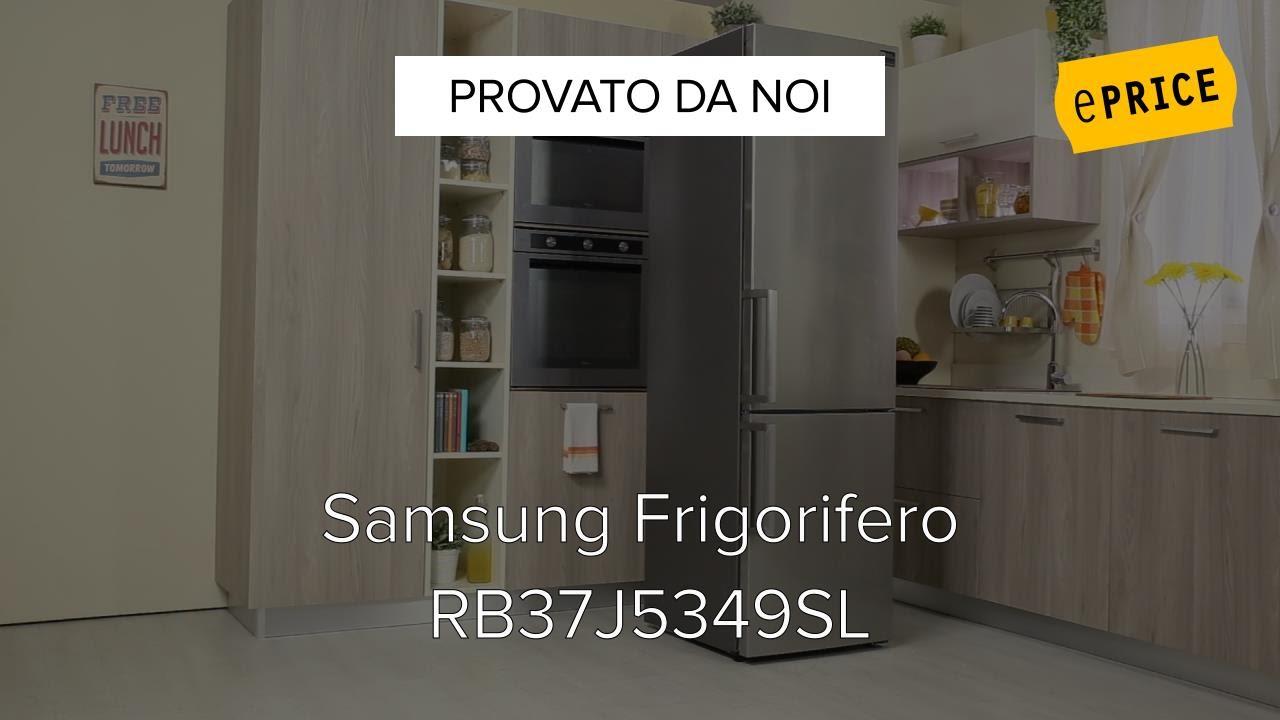 Video Recensione Frigorifero Samsung RB37J5349SL - YouTube