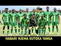 Habari Njema Mpya  Kutoka Yanga Leo