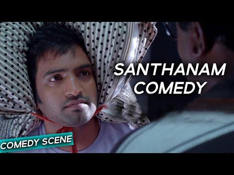 Tamilselvanum Thaniyar Anjalum - Comedy Scene #2 | Jai, Santhanam, Yami Gautam, VTV Ganesh