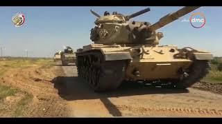 مساء dmc - فيلم | سيناء في قلب الوطن | من إدارة الشئون المعنوية بالقوات المسلحة