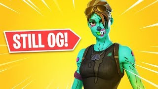 The Ghoul Trooper Skin in Fortnite...