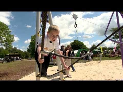 NEW Mission Play Equipment From Sutcliffe Play