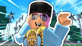 HOW TO BE LIL PUMP ROBLOXIAN HIGHSCHOOL!!