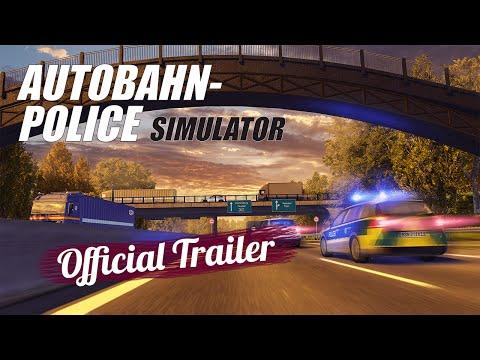 Autobahn Police Simulator – Trailer