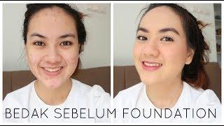 Tips Foundation Tahan Lama dan Matte Seharian (Untuk Oily & Acne Prone Skin) + Maybelline Fit Me