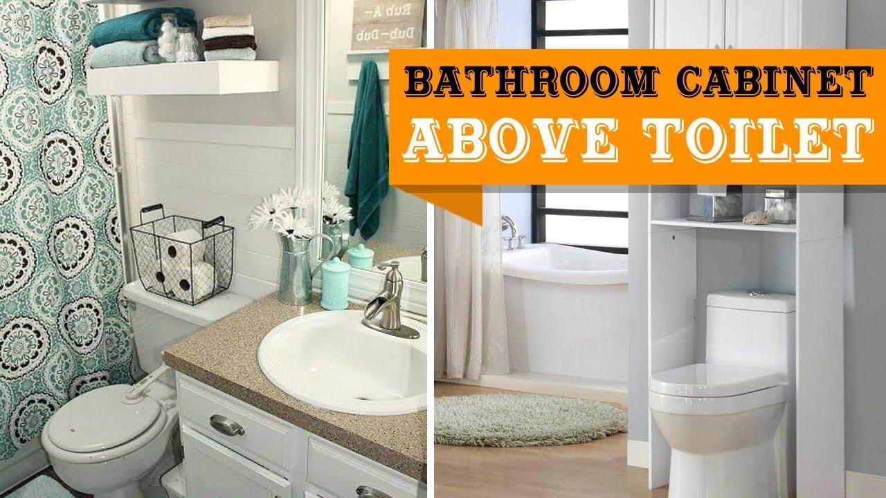19+ Bathroom Cabinet Ideas Above Toilet