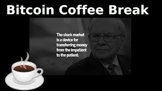 Bitcoin Coffee Break (12th June) - Markets, Halvenings, GoTenna, Tone Vays