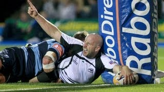 Cardiff Blues v Zebre Full Match Report 20th Sept 2013