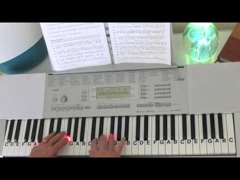 How To Play Say Something A Great Big World Christina Aguilera