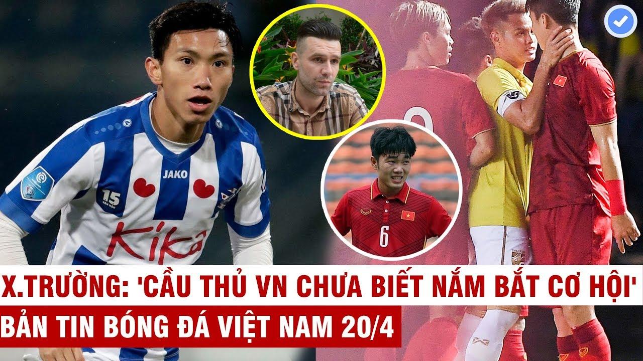 VN Sports 20/4 | Hoá ra Heereveen không mất tiền mượn Văn Hậu, cầu thủ Thái thách thức cđv Việt Nam