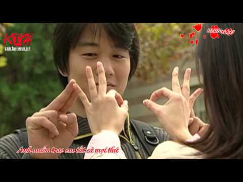 [Vietsub+Kara]Right Beside You - Park Young Min (OST Love Story In Harvard)