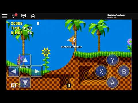 Sonic Classic Adventure Roblox Roblox Classic Sonic Simulator V5 Tails Weird Adventure Episode 1 Youtube
