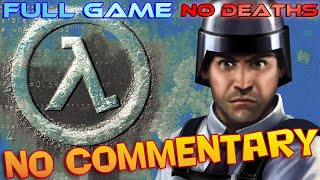 Half-Life: Blue Shift - Full Game Walkthrough 【NO Commentary】