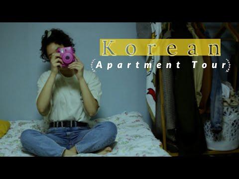 Rent-free Korean Apartment Tour: Daejeon, South Korea